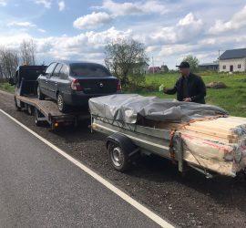 Эвакуатор в Кронштадтском районе